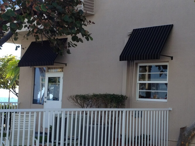 Residential Awnings For Patios Windows Amp Doors A To Z